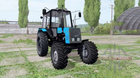 MTZ Belarus 1021 for Farming Simulator 2017