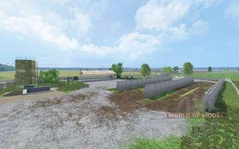 Manieczki for Farming Simulator 2015