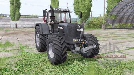 Fendt 930 Vario TMS blаck beauty for Farming Simulator 2017