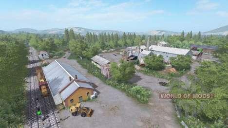 Stradov for Farming Simulator 2017