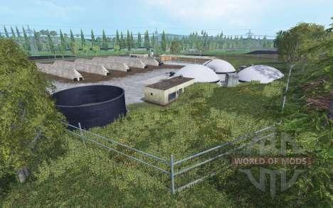 Somewhere in Thuringia for Farming Simulator 2015