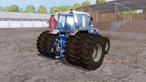 Ford 8630 for Farming Simulator 2015
