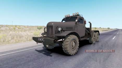 ZIL 157В for American Truck Simulator
