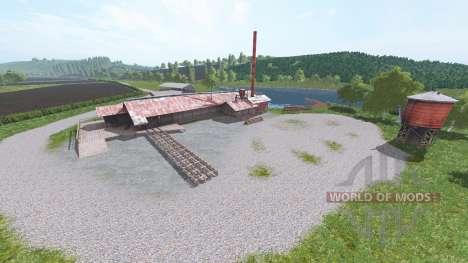 Watea Valley for Farming Simulator 2017