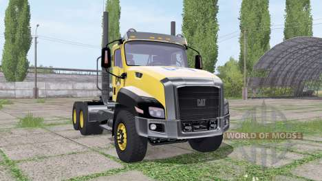 Caterpillar CT660 2011 for Farming Simulator 2017