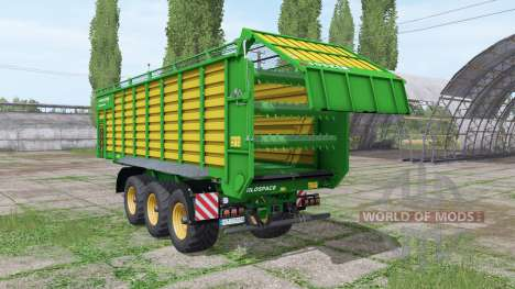 JOSKIN Silospacе 26-50 for Farming Simulator 2017
