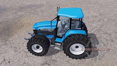 New Holland 8970 2001 for Farming Simulator 2013