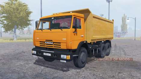 KamAZ 4528-10 for Farming Simulator 2013