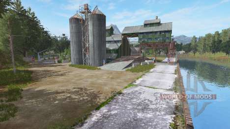 The Old Stream Farm for Farming Simulator 2017