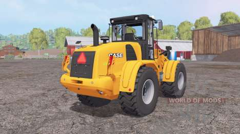 Case 721F v2.0 for Farming Simulator 2015
