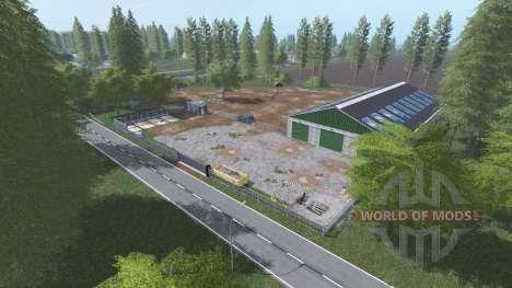 Green River for Farming Simulator 2017