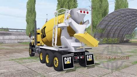 Caterpillar CT660 2011 for Farming Simulator 2017
