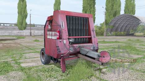 Hesston 5580 for Farming Simulator 2017
