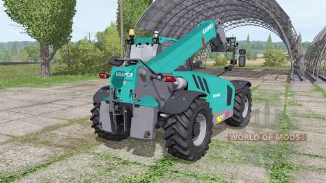 Kramer KT557 for Farming Simulator 2017