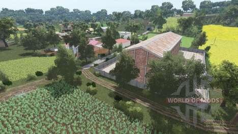 Stopkowo for Farming Simulator 2017