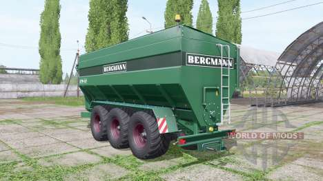BERGMANN GTW 430 for Farming Simulator 2017