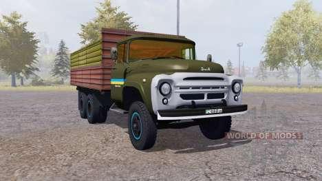 ZIL 133 for Farming Simulator 2013