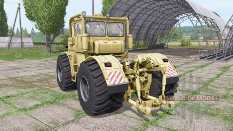Kirovets K 700A v2.2.0.1 for Farming Simulator 2017