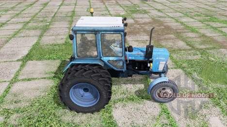 MTZ 80 for Farming Simulator 2017