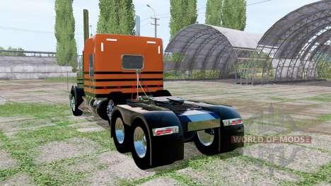 Kenworth W900 for Farming Simulator 2017