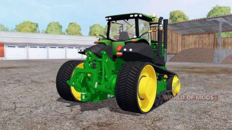 John Deere 9560RT for Farming Simulator 2015