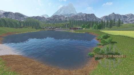 Alpenfeld for Farming Simulator 2017