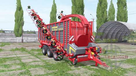 Strautmann Tera-Vitesse CFS 5201 DO for Farming Simulator 2017