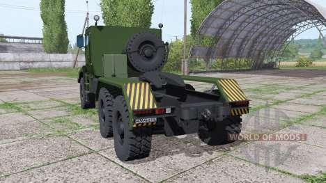 Ural Typhoon-U for Farming Simulator 2017