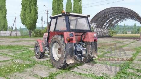 URSUS C-385 for Farming Simulator 2017