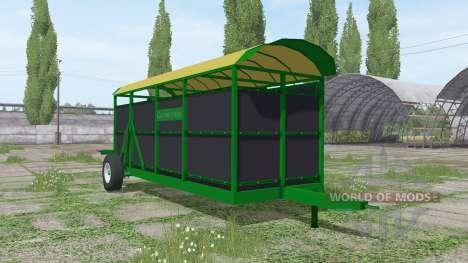 Laumetris PTL-6G for Farming Simulator 2017