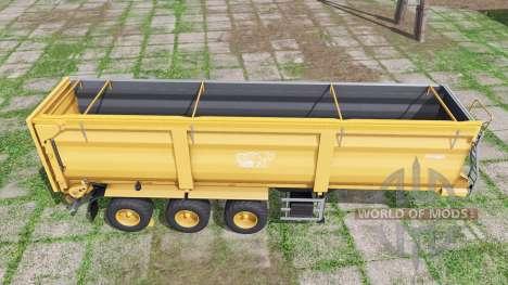 Krampe Bandit SB 30-60 color choice for Farming Simulator 2017