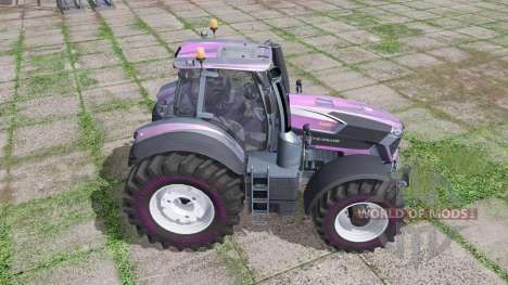 Deutz-Fahr Agrotron 9290 TTV lila design for Farming Simulator 2017
