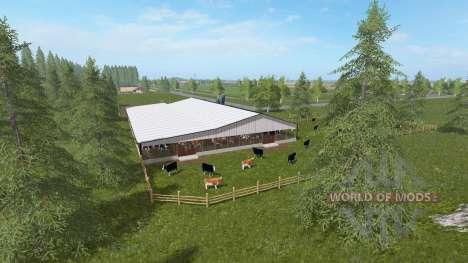Flatlands v2.0 for Farming Simulator 2017
