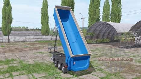 Tonar 9523 for Farming Simulator 2017