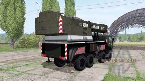 KamAZ 6350 for Farming Simulator 2017