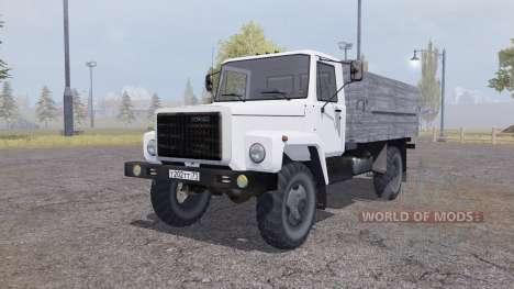 GAZ 3308 for Farming Simulator 2013