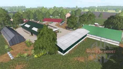Gemeinde Rade for Farming Simulator 2017