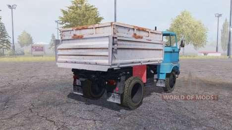 IFA W50 for Farming Simulator 2013