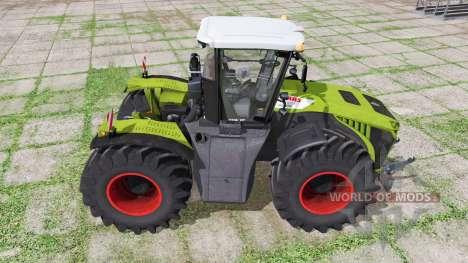 CLAAS Xerion 5000 Trac VC for Farming Simulator 2017
