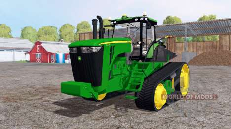 John Deere 9560RT weight for Farming Simulator 2015