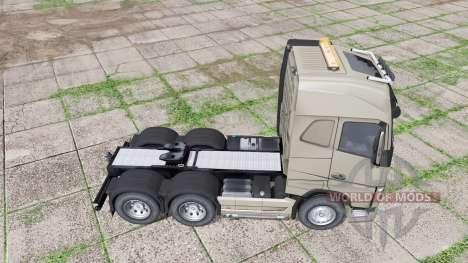 Volvo FH16 750 for Farming Simulator 2017