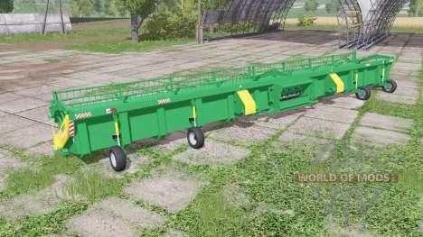 MidWest Durus 55FT for Farming Simulator 2017
