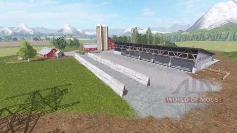 Goldcrest Valley for Farming Simulator 2017