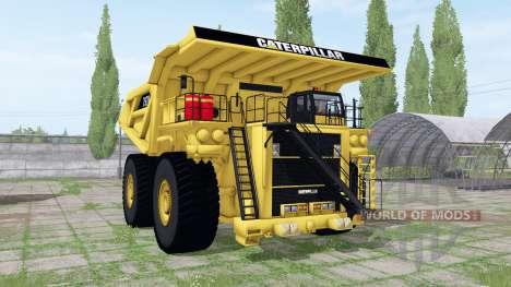 Caterpillar 797B for Farming Simulator 2017