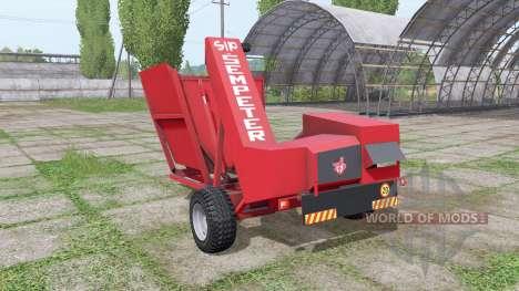 SIP Tornado 40 for Farming Simulator 2017