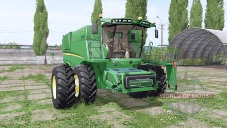 John Deere S690 for Farming Simulator 2017