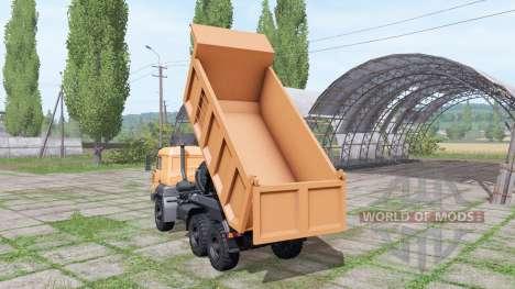 Ural 5557 for Farming Simulator 2017