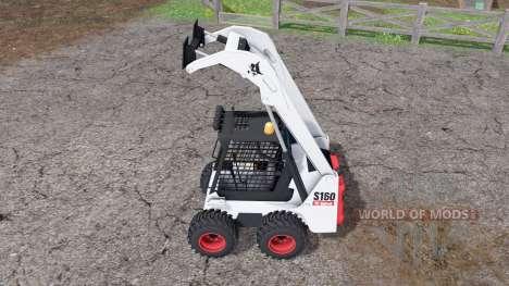 Bobcat S160 for Farming Simulator 2015