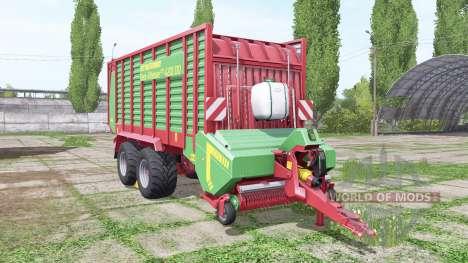Strautmann Tera-Vitesse CFS 4201 DO for Farming Simulator 2017