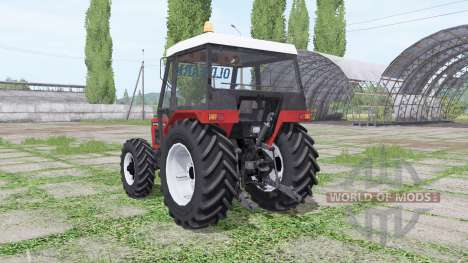 Zetor 7245 for Farming Simulator 2017